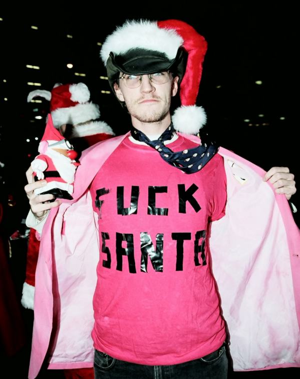 Who The Fuck Is Santa 118